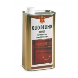 Сурово ленено масло
